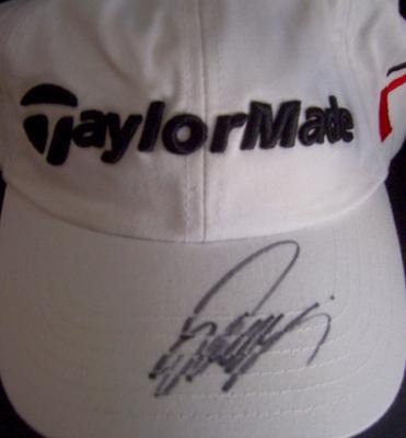 Ryo Ishikawa autographed TaylorMade golf cap or hat