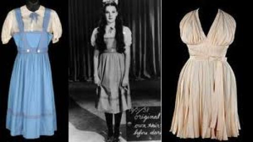 Debbie Reynolds Film Memorabilia