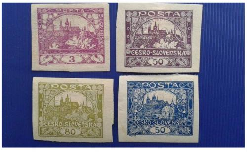 Czechoslovakia stamps