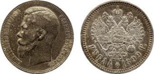 Coins;  Coin world coins russia - nicholas ii (1894-1917) Munten- en Postzegel