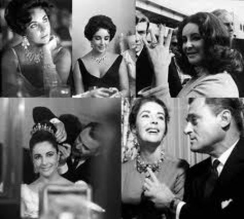 Memorabilia; Elizabeth  Taylor's Actress