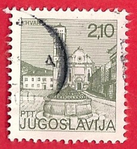 Jugoslavija - Hvar