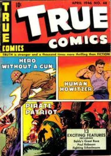 Comics; The True Comics