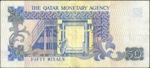 Banknotes; QATAR Paper Money, 1973-2003