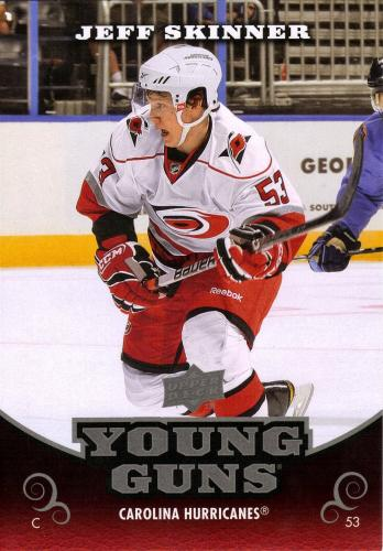 JEFF SKINNER YOUNG GUNS