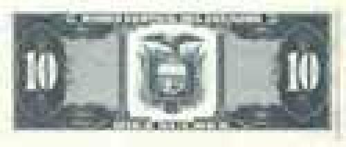10 Sucres; Ecuador banknotes