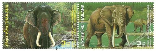 Thailand Shetlet MNH Anniversary Diplomatic Relations with South Africa tHEMATIC