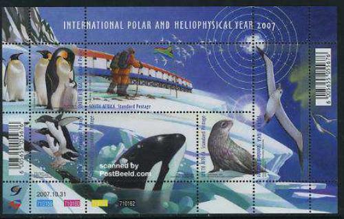 Int. Polar year 6v m/s