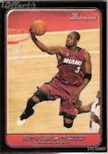 Basketball Card; Dwayne Wade; Miami Heat