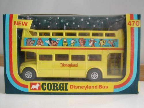 Corgi 477 Routemaster Bus Disneyland