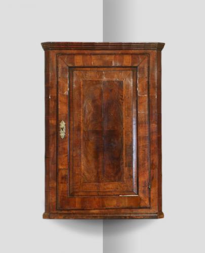 Antique Corner Cabinet, Antique Oak Corner Cupboard : Thakeham Furniture, Petworth, West Sussex, UK