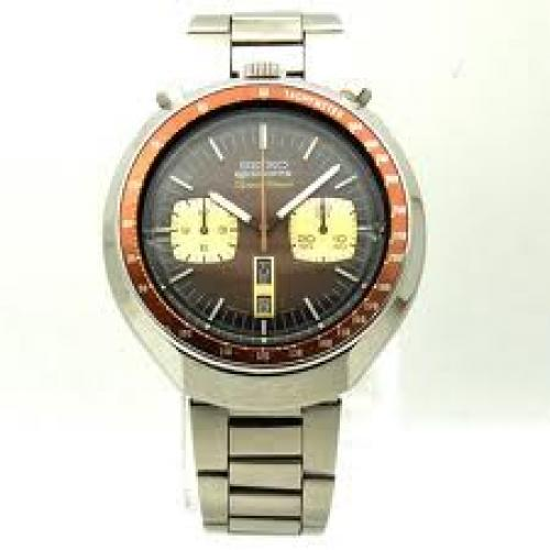Watches; Circa 1970's. Complete with extremely rare Seiko 5 Sports