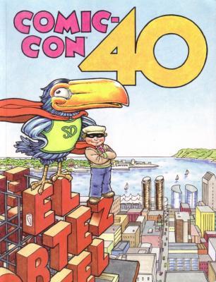 2009 San Diego Comic-Con Souvenir Book program