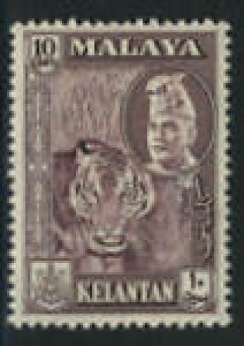 Definitive 1v, new colour; Year: 1957