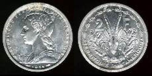 2 francs 1948 (km 9)