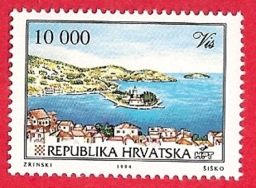 HRVATSKI GRADOVI - VIS