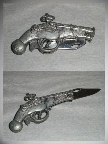 Gun Knif