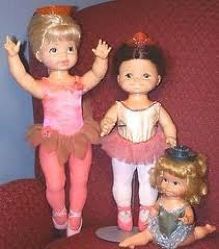 Mattel Dancerina dolls 1970&#039;s.