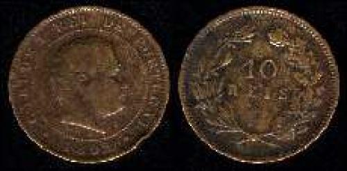 10 reis 1891-1892 (km 532)