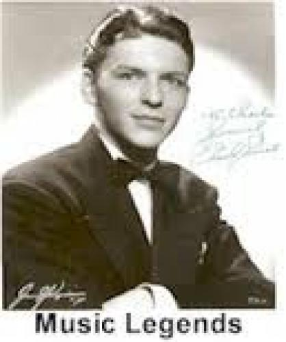 Frank Sinatra Movie Memorabilia