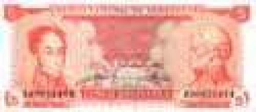 5 Bolivares; Older banknotes