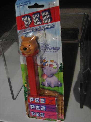 Winnie the Pooh Pez Dispenser