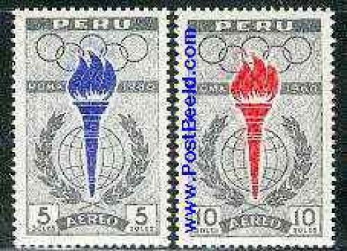 Olympic games 2v; Year: 1961