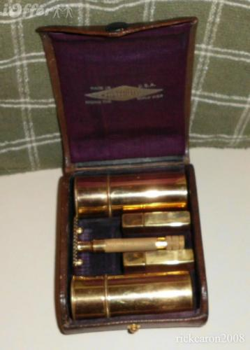 1926 Gillette Old Type Standard Combination Set # 00G