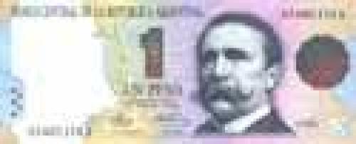 1 Peso; Issue of 1992 (Pesos)