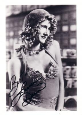 Laura Dern 5x7 Rambling Rose promo photo