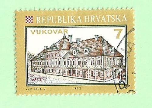 HRVATSKI GRADOVI-VUKOVAR