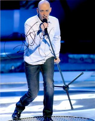 Phil Stacey autographed 2007 American Idol 8x10 photo