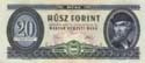 20 Forint; Older banknotes