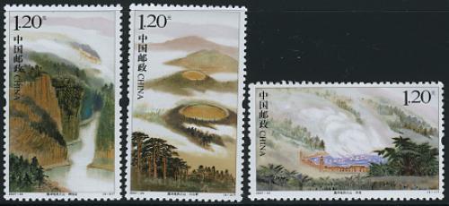 Volcanoes in Tengchong 3v