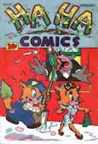 Comics; HA HA Comics