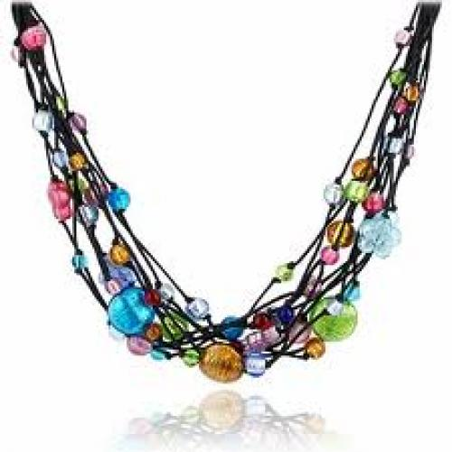 Jewelry; Fashion jewelry necklace
