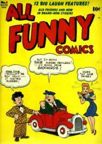 All Funny Comics
