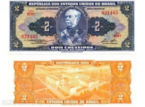 Brazil 2 Kruzeyros