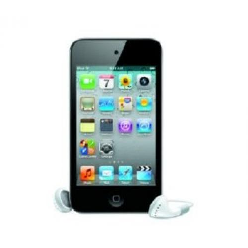 Apple iPod touch 8GB (4th Generation) - Black - Current Version by Apple