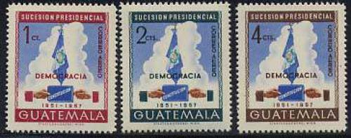 Presidential elections 3v; Year: 1953