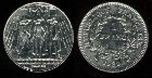 1 franc; Year: 1989; (km 967); 200 yrs of Estates General