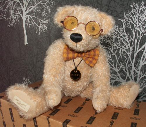 DEANS Limited Edition HANK Bear