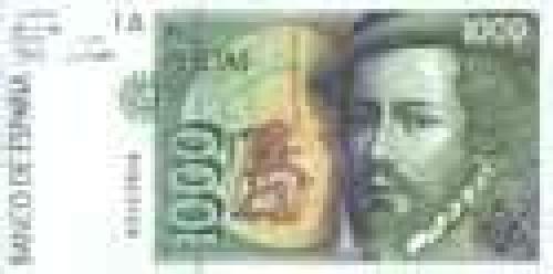 1000 Mil Pesetas