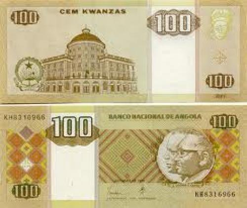 Banknotes; 100 Kwanzas;Current State of Angola's Currency