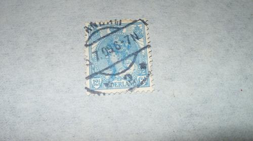 Netherlands stamps 1899