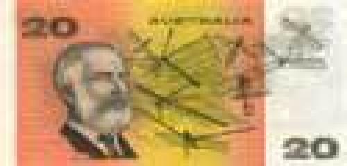 20 Dollars; Australia banknotes