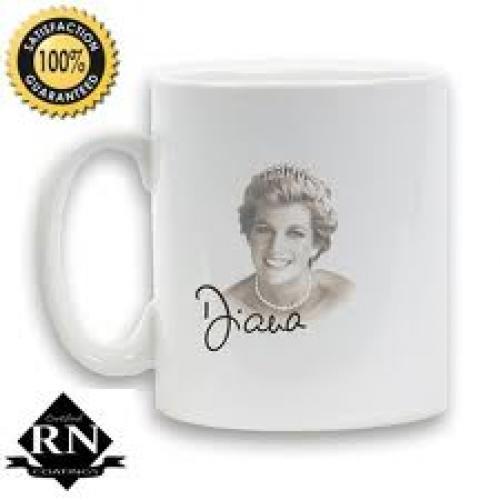 Memorabilia; Princess Diana Mug