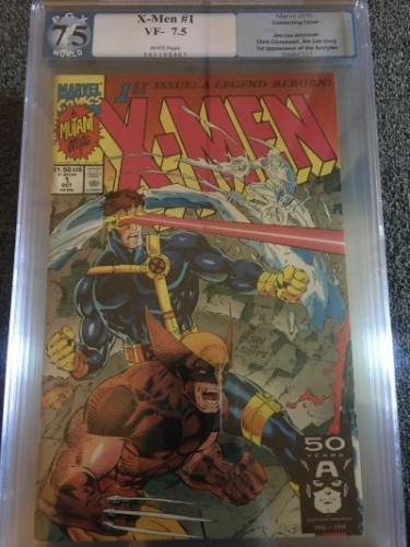 X-Men #1  *PGX 7.5