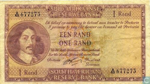 South Africa 1 Rand