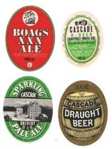 Breweriana; Old Beer Labels